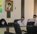 برگزاری جلسه هم اندیشی سرپرست شهرداری با هنرمندان شهرستان لردگان